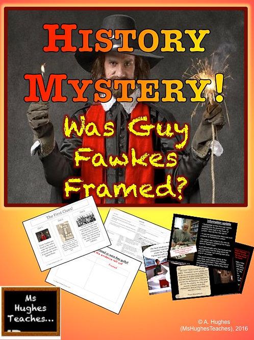 The Gunpowder Plot - Were the plotters framed? HISTORY MYSTERY