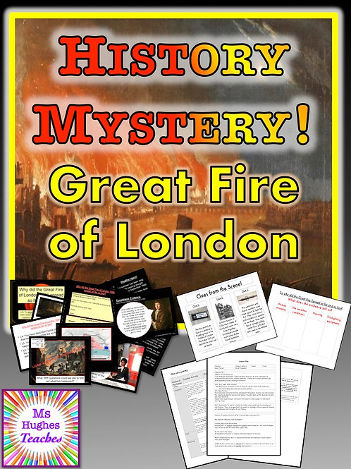HISTORY MYSTERY: Why did the Great Fire of London Spread so far, so fast?
