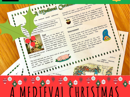 Christmas in the History Classroom