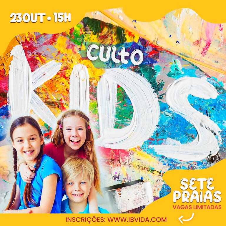 Culto Kids - 7 Praias
