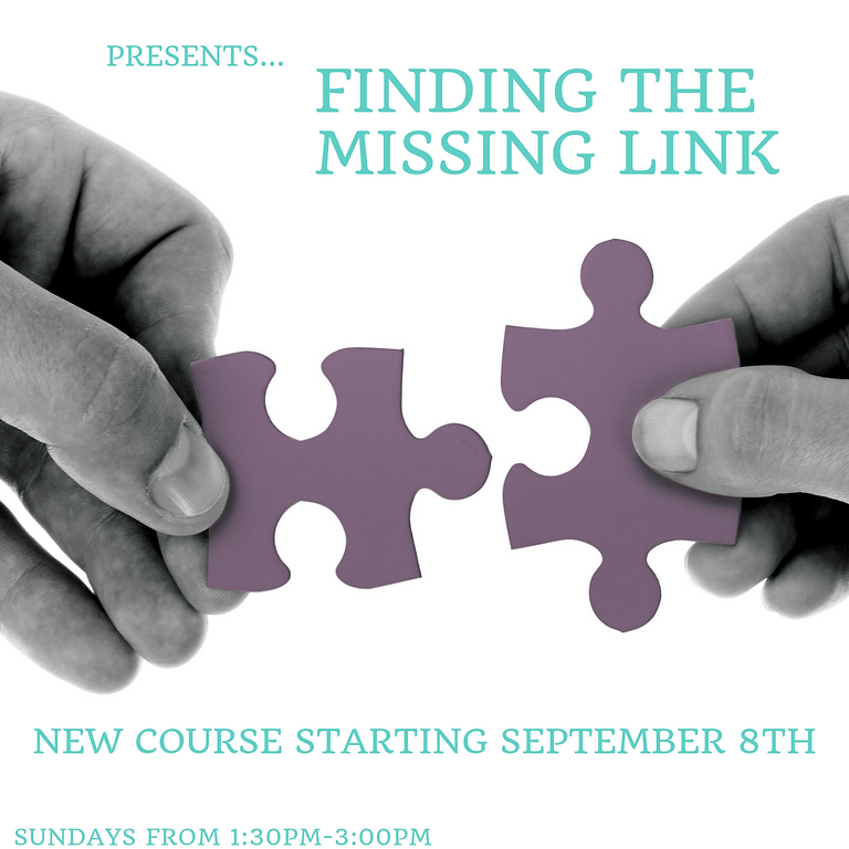 Bible Study Class: Finding the Missing Link