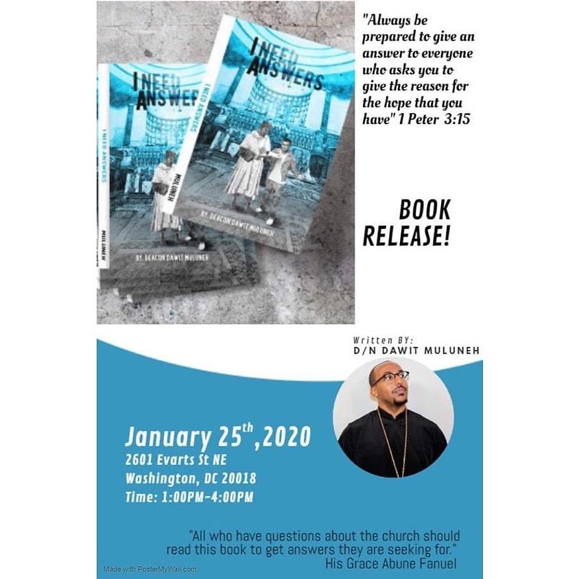 Book Release Event