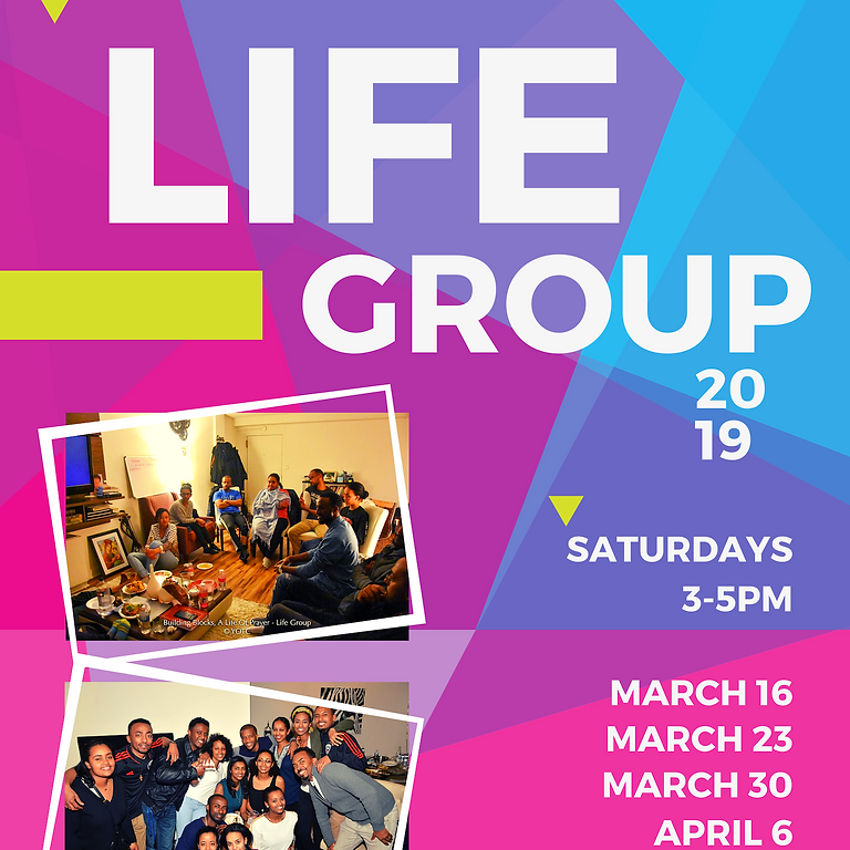 Life Group: First in Faith Life of Abraham