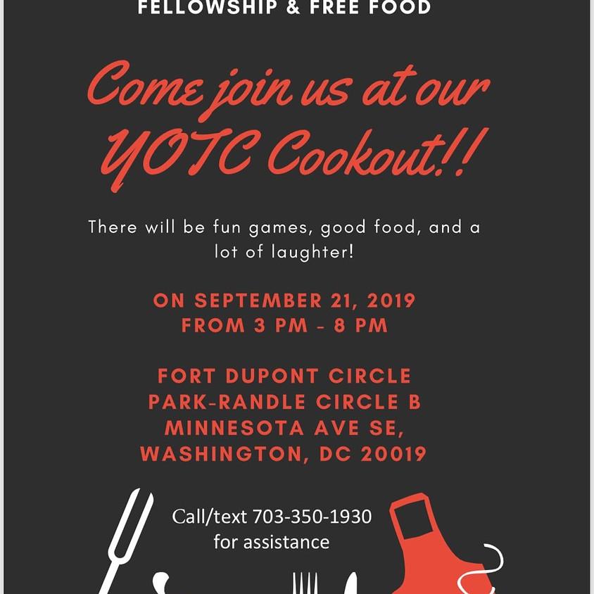 YOTC Cookout