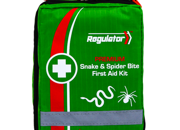 Regulator Premium Snake & Spider Bite – First Aid Kit