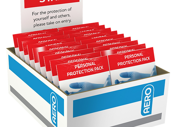 1 Day Personal Protection Pack