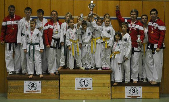 tkd masters 2011