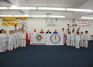 11. Kup Prüfung im Verein Baekjul-Boolgol