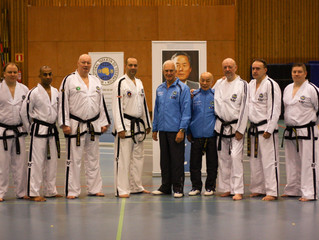 1. ITF Taekwon-Do Meister Österreichs