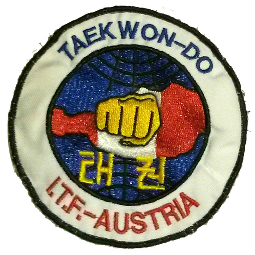ITF-Austria Aufnäher