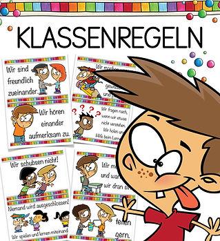 Klassenregeln für die Grundschule - kostenlos download bei Better Teaching Resources.jpeg