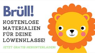 Brüll! Und Woarrr! Hier kommt die Löwenklasse!