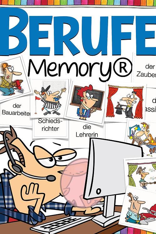 Berufe -Memory®