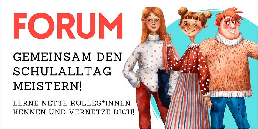 Forum für Lehrer und Referendare und Aut