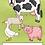 Fleischprodukte - im Sachunterricht zum Thema Ernährungspyramide gut zu verwenden