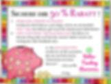 Rabatt Gutschein für Lehrermarktplatz und Better Teaching Resources! Gutscheincode für Unterrichtsmaterialien bekommen durch Teilen auf Instagram, Homepage, Blog