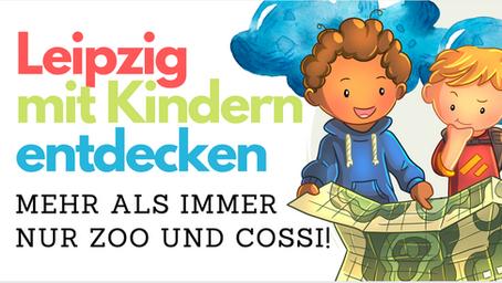Kind sein in Leipzig - einfach fabelhaft!