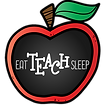 Logo Eat Teach Sleep Autorin bei eduki.p