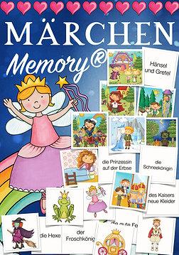 Märchen Memory® für die Grundschule