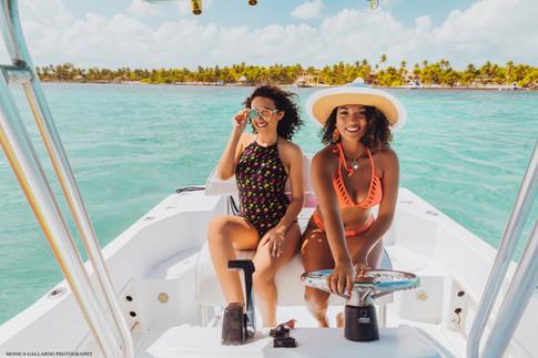 Fashion Content Swim for Social Media