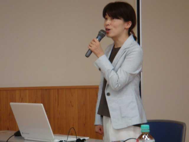 徳島大学病院 松井 尚子医師