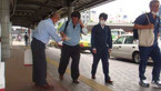 徳島県難病対策普及啓発月間 街頭キャンペーン