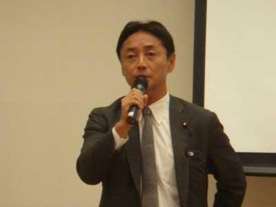 後藤田 正純 衆議院議員