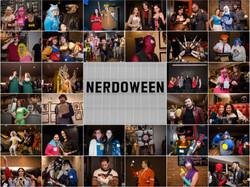 Nerd-O-Ween 2016