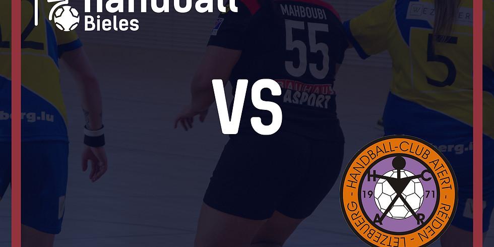 Handball Bieles - HC Atert Rédange (Match - Playoff)