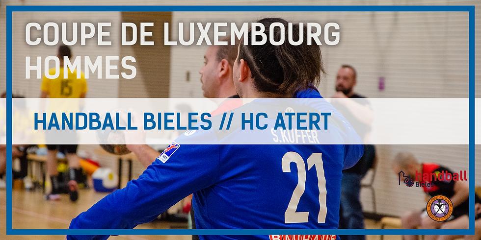 Coupe de Luxembourg: Handball Bieles - HC Atert (Hommes)