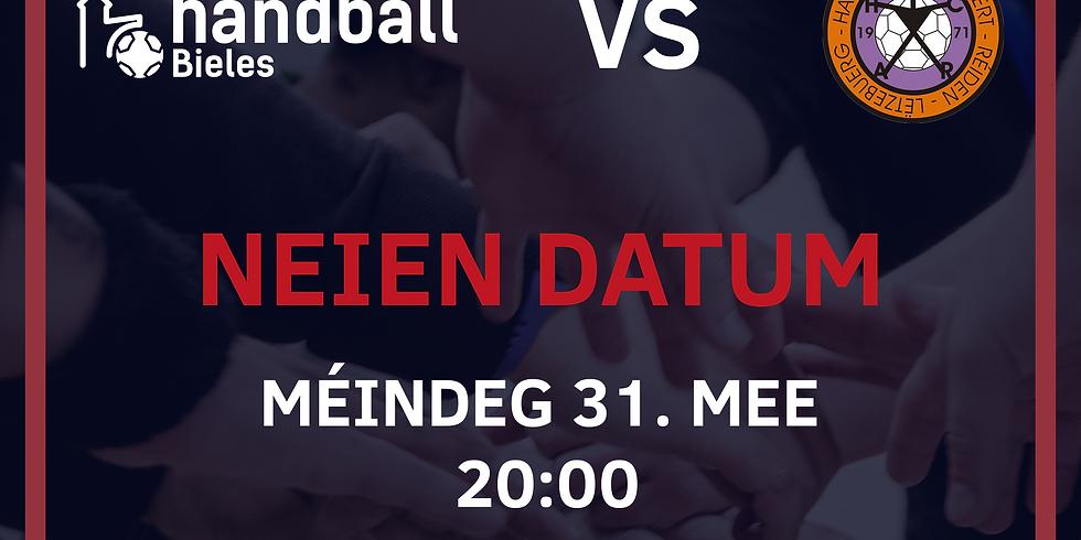 Handball Bieles - HC Atert Rédange NODROO-MATCH