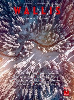 Magazin Wallis - Winter 2018