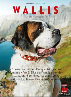 Magazin Wallis - Sommer 2019