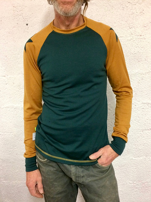 """T-shirt Manches Longues. """"stars"""" homme"""