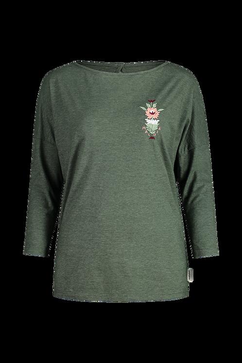 JangathengM. T-shirt manches longues femme