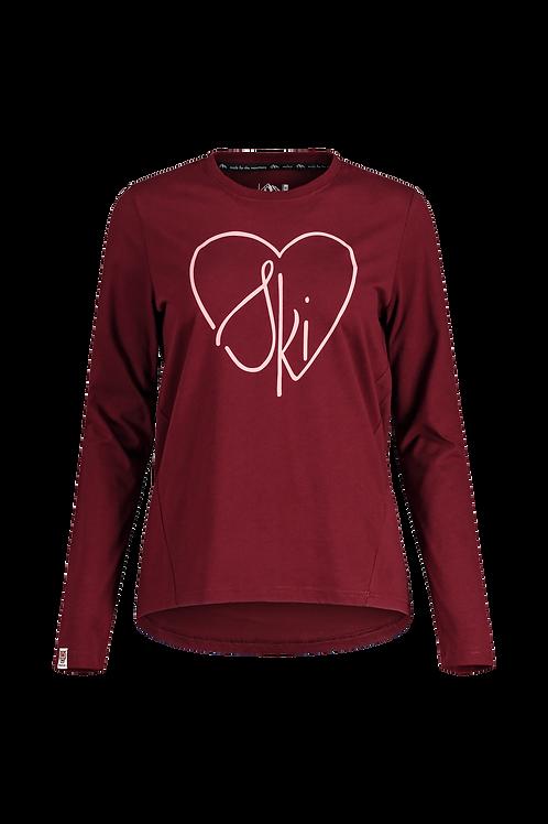 YushiaM.T-shirt coton Femme