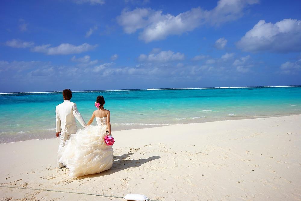 wedding videos abroad
