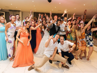 Silent Disco- A Great Way to Extend Your Wedding Celebrations
