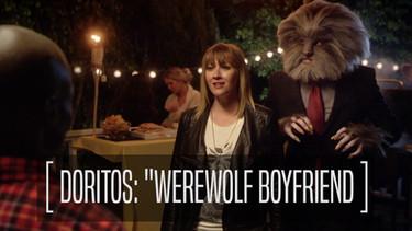 Werewolf Boyfriend