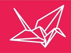 Aprenda a fazer um origami de Tsuru