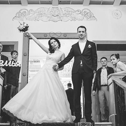 Свадьба Сергея и Наташи
