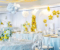 Blue-and-Gold-Over-the-Moon-Baby-Shower-