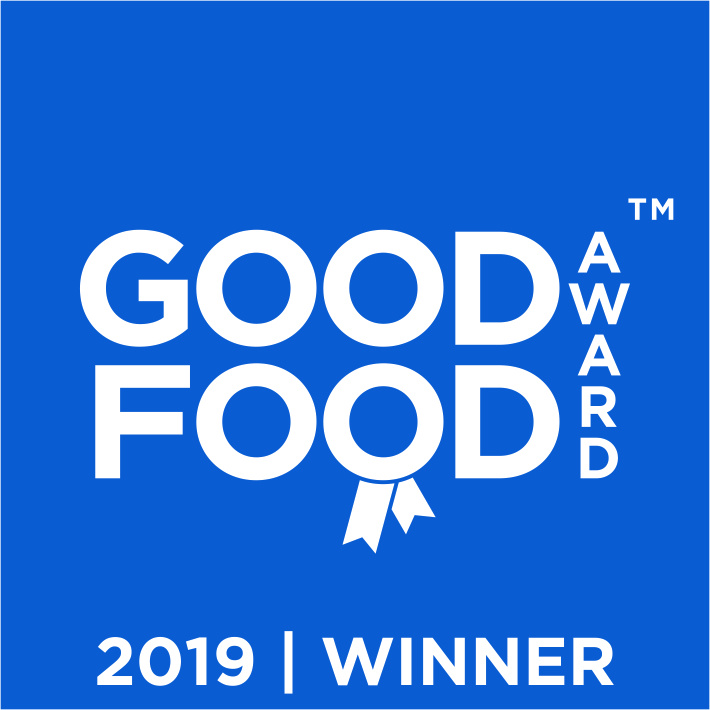 Good Food Award Winner Decal 2019 JPG