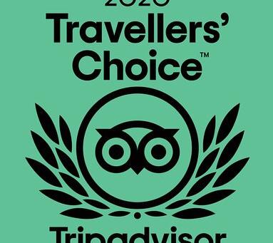 2020 Tripadvisor Traveller's Choice Award