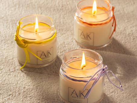 3 momentos especiais para usar velas aromáticas