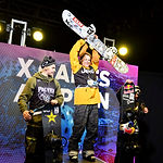 Taylor Gold X Games Gold for 'champions