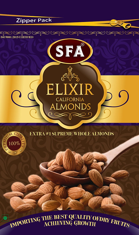SFA Enterprises California Almonds