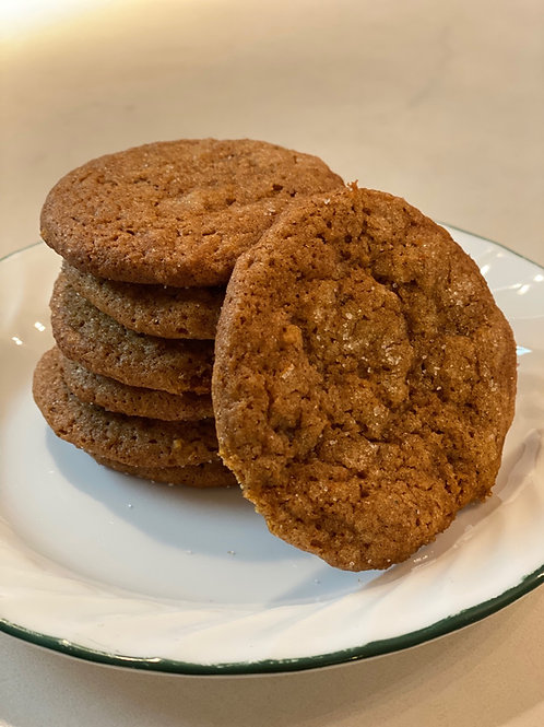 Ginger Lemon Cookies
