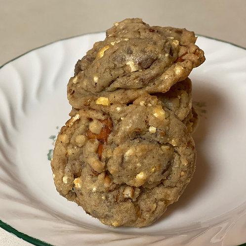 Crunch & Munch Cookies