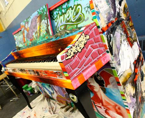 Piano Public 1 dans Outremont